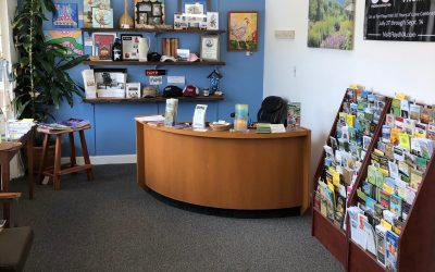 Visitor Center and Chamber Hours For Spring