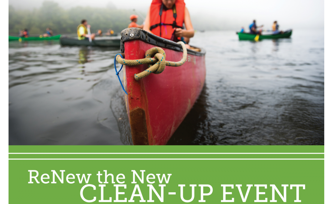 Floyd's Little River Cleanup Day